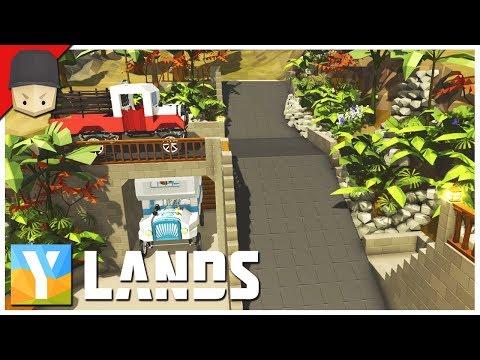 YLANDS - Landscaping! : Ep.36.5 (Survival/Crafting/Exploration/Sandbox Game)