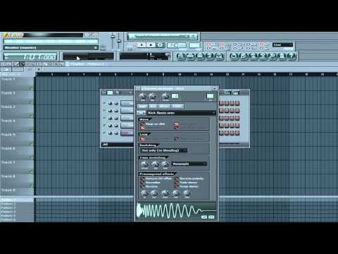 FL Studio Basics Tutorial Part 1 - Interface.