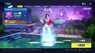 Girl Gamer|Fortnite grinding starts now|Sub Goal 308/350|PS4