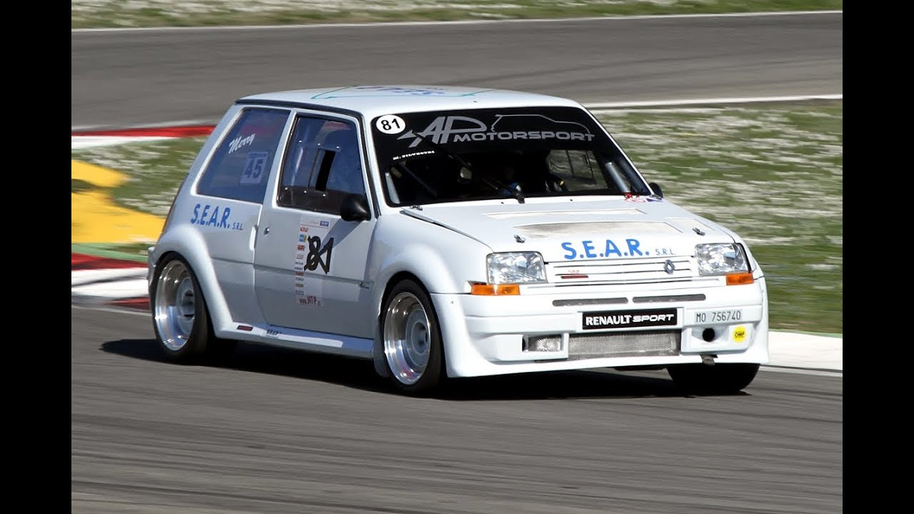 renault 5 gt turbo 250 hp. Black Bedroom Furniture Sets. Home Design Ideas