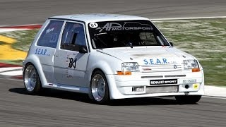 Renault 5 GT Turbo - 250 HP!!!