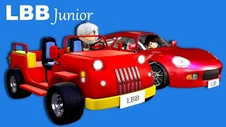 Cars Song   Original Songs   By LBB Junior