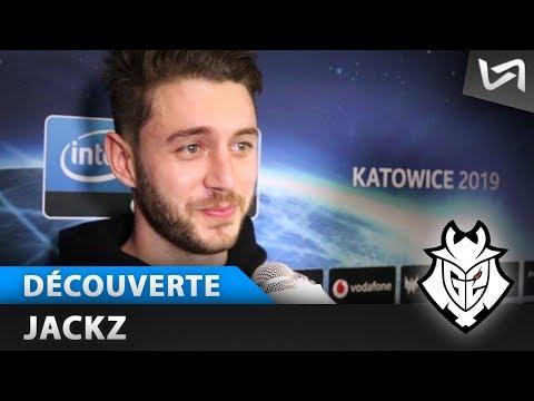 À la découverte de JaCkz G2 Esports