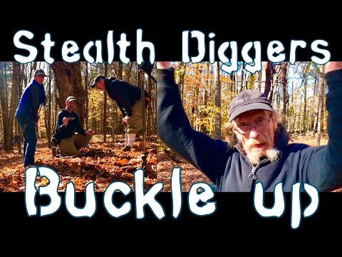 #171 Buckle up - NH metal detecting a site we waited 3 years to hit & Keebs scores