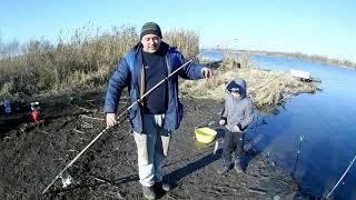 Рыбалка 2 го января 2021 на Днестре 2 01 2021 Ловля тарани