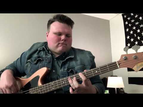 Want Me Back (Cody Fry) Bass Cover - Fano JM6 Demo