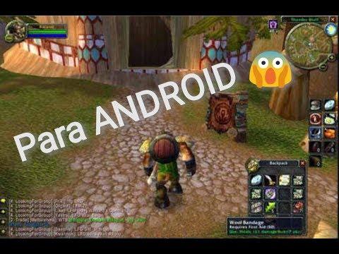 Al Fin / Wow / World Of Warcraft Para Smartphone? Pruébalo Ya