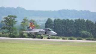 Czech Air Force Saab JAS 39 Gripen  - Yeovilton Air Day 2013