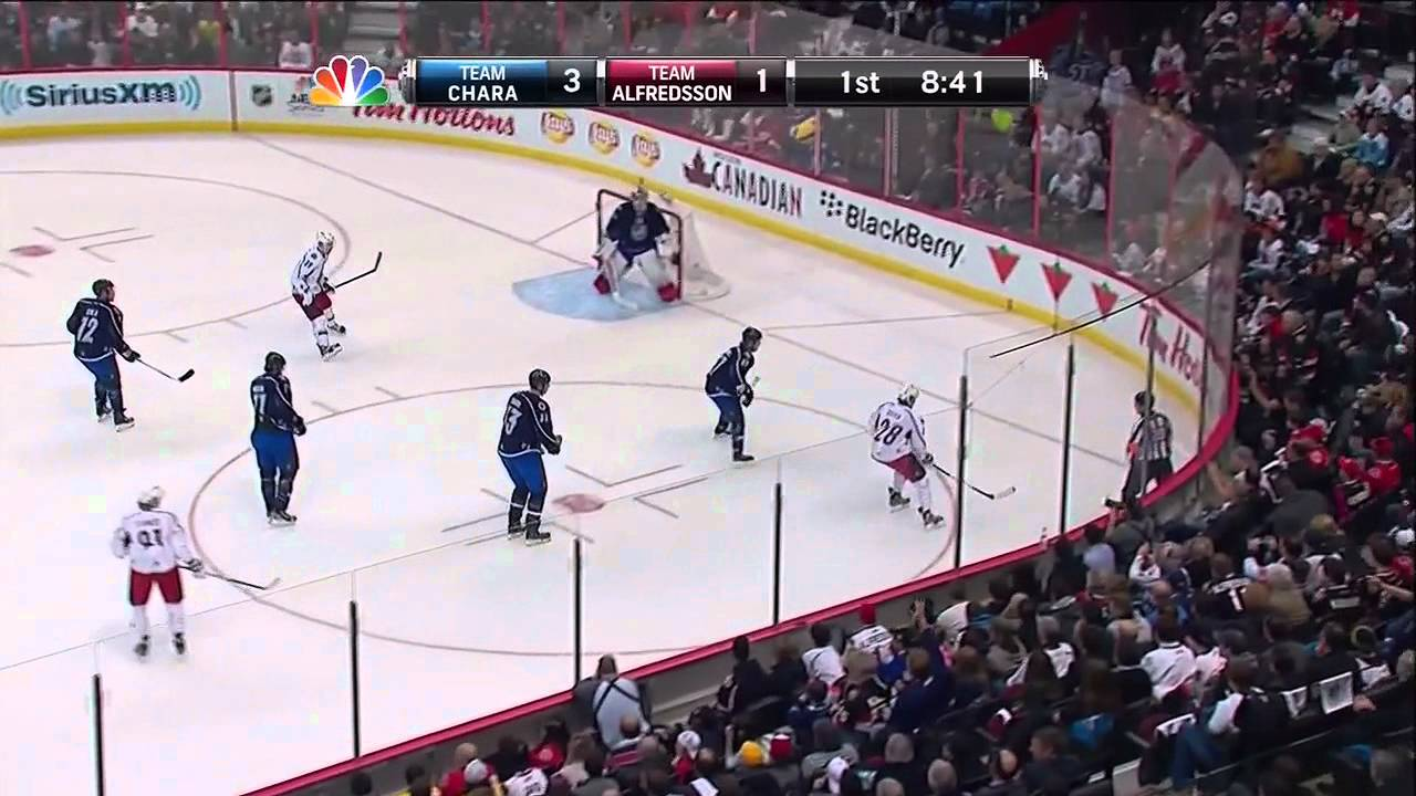 Henrik Lundqvist Mic d up at the 2012 All Star Game - YouTube aadef443e