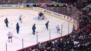 Henrik Lundqvist Mic'd up at the 2012 All Star Game