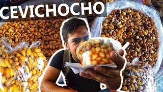 TOSTADO O CHULPI? | Otavalo 🇪🇨