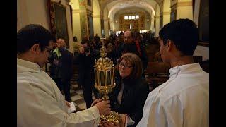 Granada celebra la festividad de San Cecilio 2019