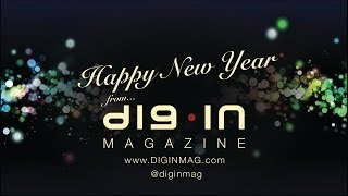 Dig In Magazine Happy Holidays 2013