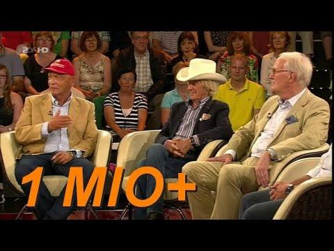 Niki Lauda und seine Lebensretter (40 Jahre nach Nürburgring-Unfall)