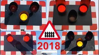 UK Level Crossings (2018)