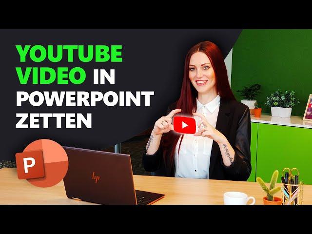 Hoe zet je een YouTube filmpje in PowerPoint? | PowerPoint basics | PPT Solutions
