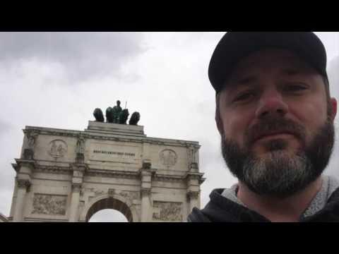 Munich Germany Trip April 2016