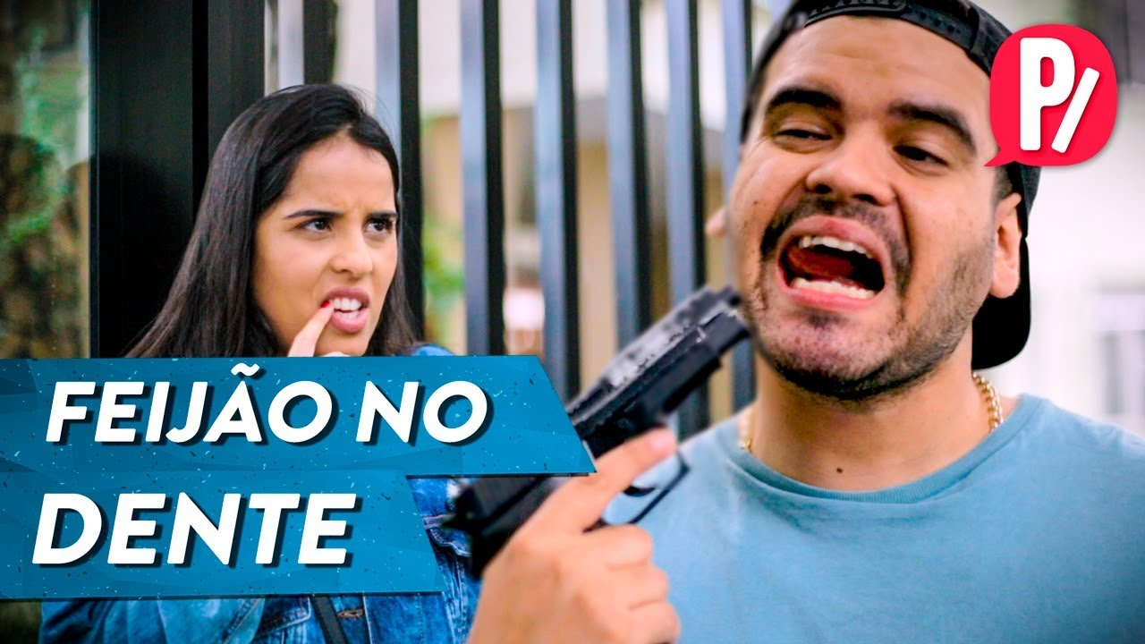 FEIJÃO NO DENTE | PARAFERNALHA