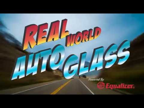 Real World Auto Glass - Equalizer® Viper™ windshield removal on a Porsche Cayman