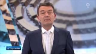 Landtagswahl im Saarland 2017 - Hochrechnung