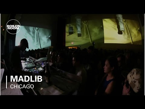 Madlib Boiler Room DJ set at Ray-Ban x TIMF Afterparty