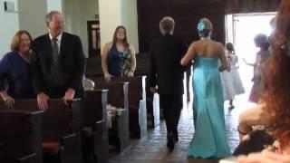 Jessie & David Wedding - Kiss the Bride