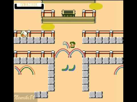 Rainbow Islands (NES) | Playthrough