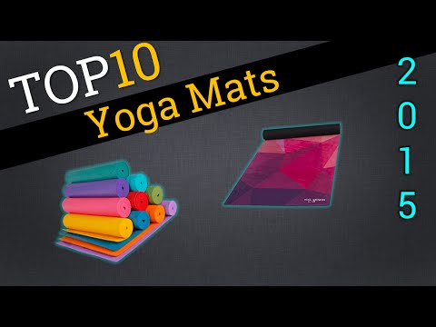 Top 10 Yoga Mats 2015   Compare The Best Yoga Mats