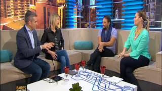 """Palpitando el estreno de """"Un Gallo para Esculapio"""" - Telefe Noticias"""