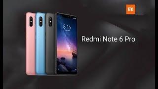 Xiaomi Redmi Note 6 Pro Распаковка....долгая распаковка