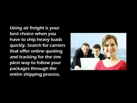 Beginner's Guide To Air Freight
