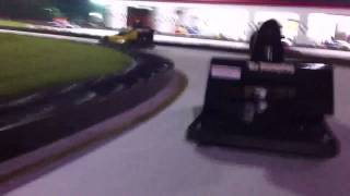 Go Karting First Person Point of View