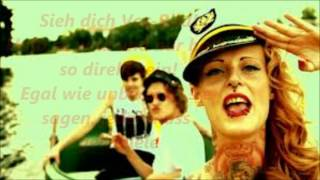 Jennifer Rostock - Der Kapitän lyrics