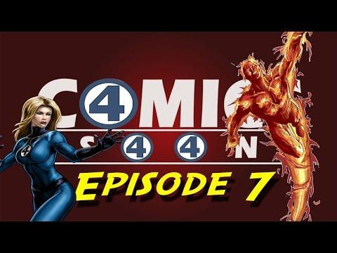 Comics Soon Les 4 Fantastiques Episode 7 partie 2 poster