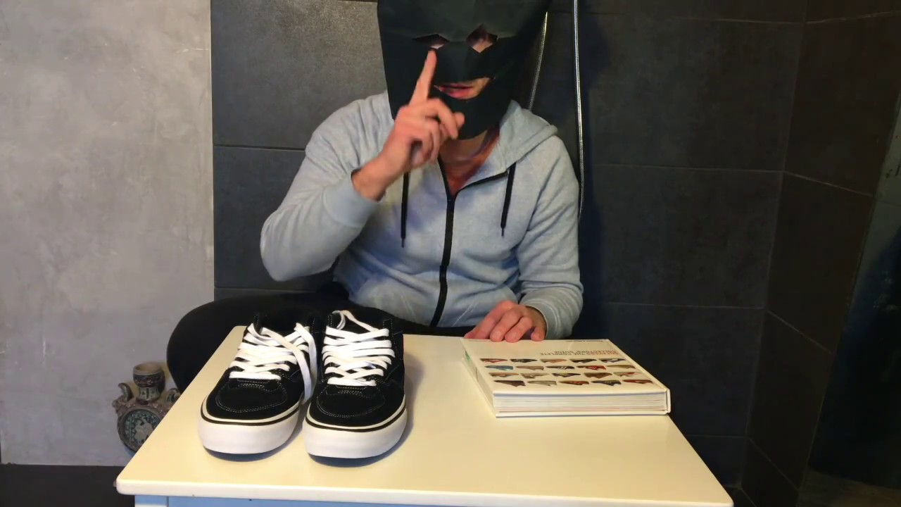 8b22c47bbf Bag Man VANS HALF CAB Unboxing and Review