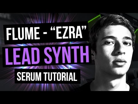 how to add serum presets