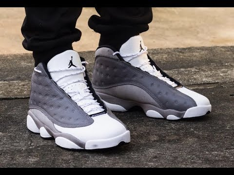 "adbbb22834ee Nike To Re-Release ""AIR JORDAN 13 Atmosphere Grey Edition "" March Of ..."