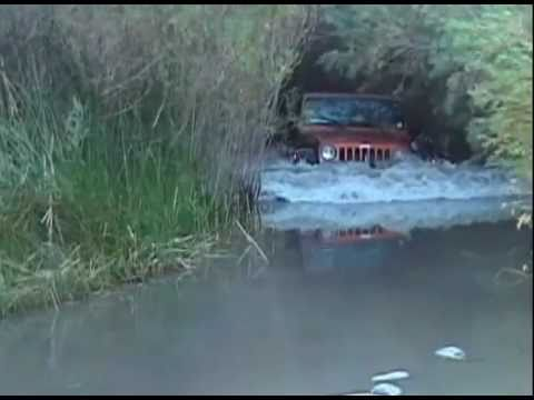 Simon sinking in lake christy rausch creek doovi for Starr motors off road day 2017