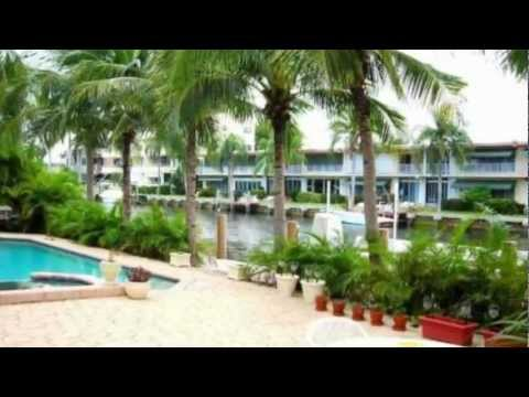 Waterfront Homes of Fort Lauderdale For Sale - October 2012