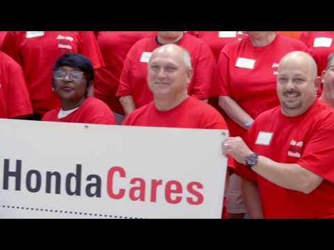 Team Honda Week of Service 2017: HPPG and Community Christian Council Soup Kitchen