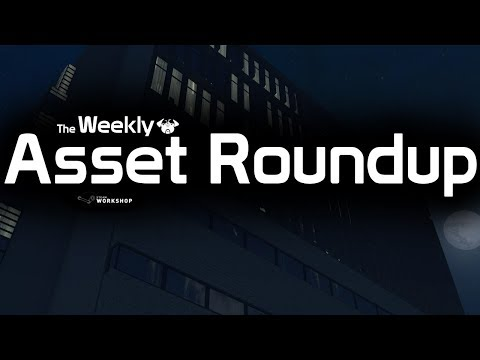 Cities: Skylines - The Weekly Asset Roundup (10/08)