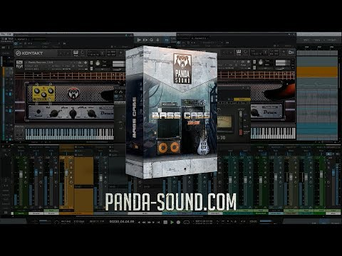 Panda Sound -  Bass Cabs Demonstration   Heavy Bass Tone