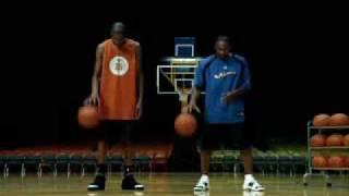 NBA Live 08 | Gilbert Arenas + Kevin Durant
