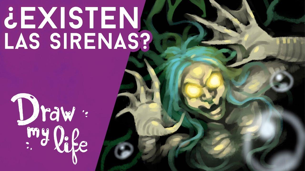 ¿EXISTEN LAS SIRENAS? - Draw My Life