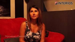 INTERIOS   Видео отзыв   Перетяжка мягкой мебели