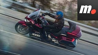Honda Gold Wing Tour DCT-Airbag | Prueba / Test / Review en español