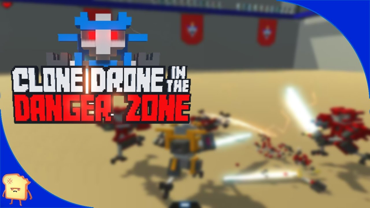 Clone Drone in the Danger Zone Reviews - GameSpot
