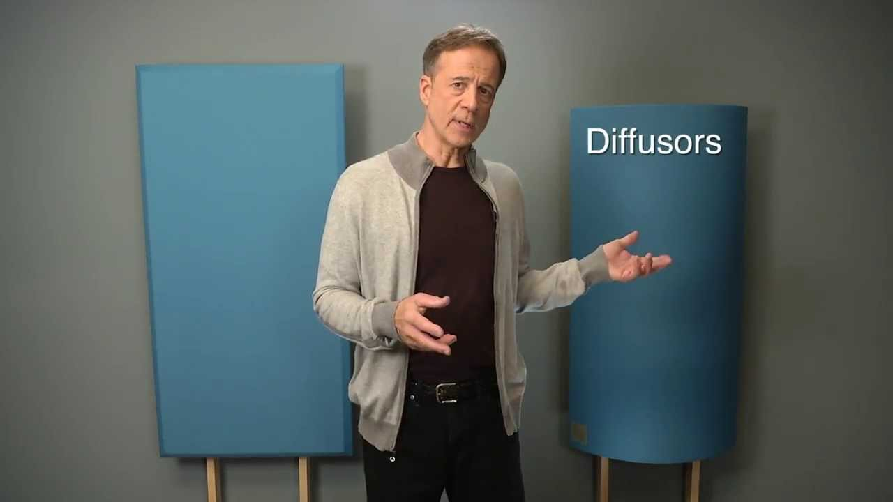Acoustic Panels - What & Where - YouTube