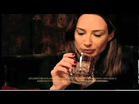 Claire Forlani sexes up whisky ads
