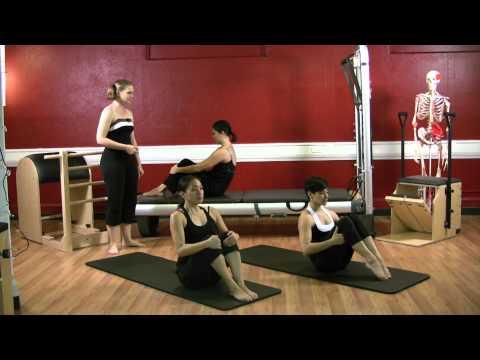 Upside-Down Pilates - Hardcore Advanced Mat Part 1 - Pilates Workout 37 - Full Episode - HD